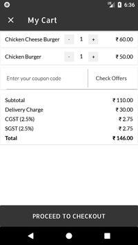Burger Point screenshot 4