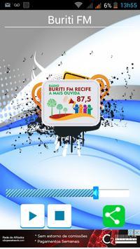 Buriti FM - Recife poster
