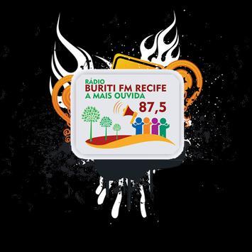 Buriti FM - Recife screenshot 1