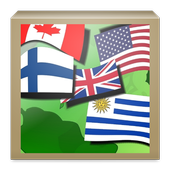 Flags of Earth icon