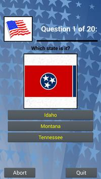 Flags of the USA screenshot 2