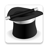 I pack my magic hat icon