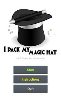 I pack my magic hat screenshot 1