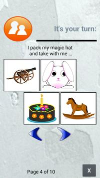 I pack my magic hat apk screenshot