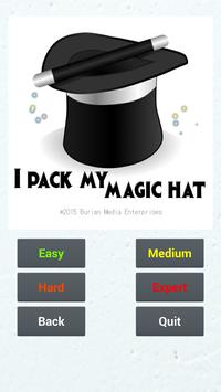 I pack my magic hat screenshot 3