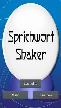 Sprichwort Shaker screenshot 1