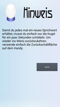 Sprichwort Shaker screenshot 2