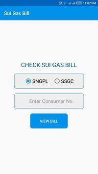 Sui Gas Bill screenshot 4