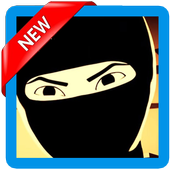 Fight! Burka Run Avenger icon
