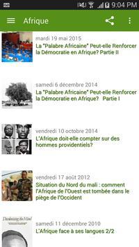 Burkina Thinks screenshot 3