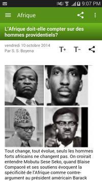 Burkina Thinks screenshot 7