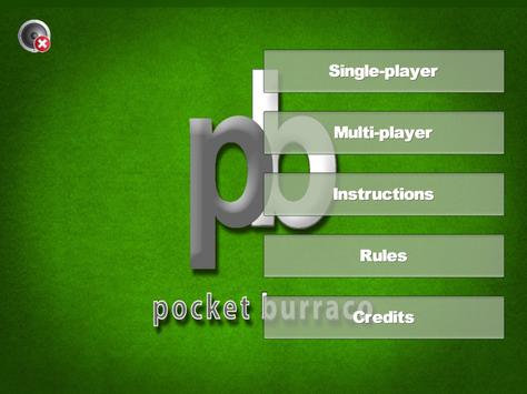 Pocket Buraco apk screenshot