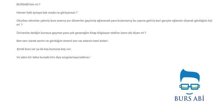 BURSABİ BURS, KAMU VE İŞ İLANI screenshot 3