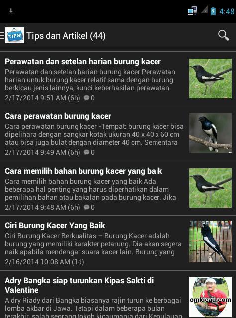 Burung Kacer For Android Apk Download