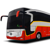 Telolet Bus Driving Racing icon