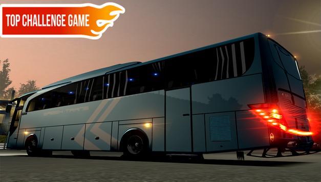 Telolet Bus Driving Racing screenshot 3