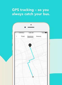 Bus.com - Easy Group Transportation To Events screenshot 2