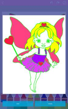 Kids coloring book: Princess screenshot 4