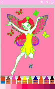 Kids coloring book: Princess screenshot 6