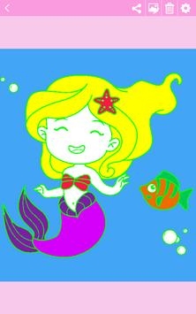 Kids coloring book: Princess screenshot 2