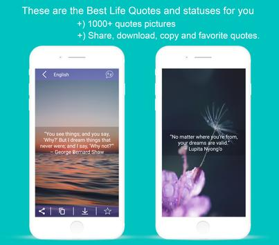 Life Quotes For Android Apk Download