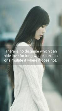 Sad Love Quotes screenshot 6