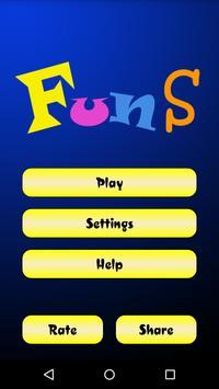 Funs poster