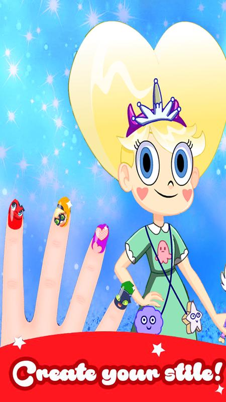 Nail Salons Star Butterfly for Android - APK Download