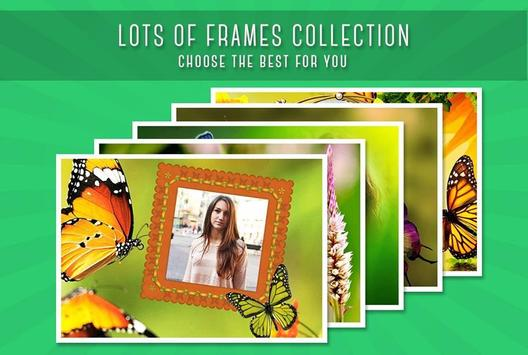Butterfly Photo Frame apk screenshot