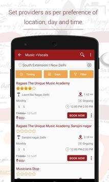 ButterflyApp: Activity Finder apk screenshot
