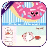 Cute and Kawaii Wallpapers icon