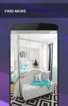 Pretty Bedroom Designs screenshot 1