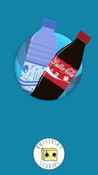Bottle Flip Challenge poster