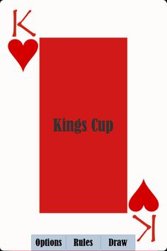 Kings Cup (Ring of fire) poster
