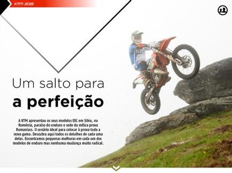 EnduroPro Magazine Portugal poster