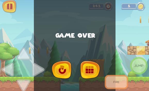 Amazing World Of Mario 2017 apk screenshot