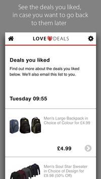 LoveDeals screenshot 2