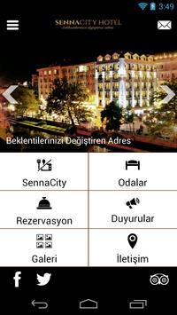 Sennacity poster