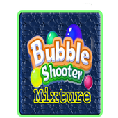Bubble Shooter Mixture icon