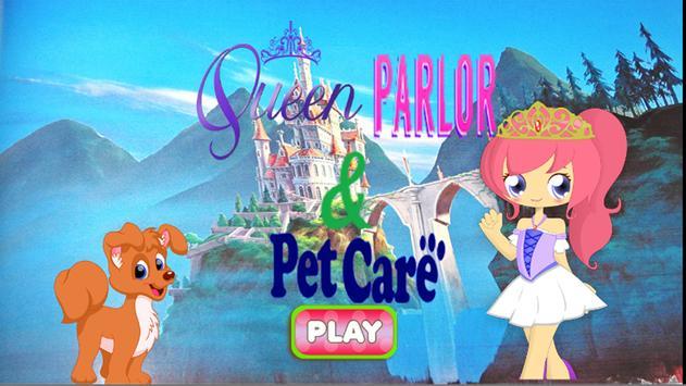 Queen Parlor & Pet Care poster