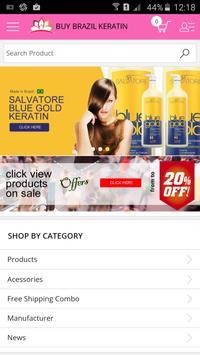 Buy Brazil Keratin apk screenshot