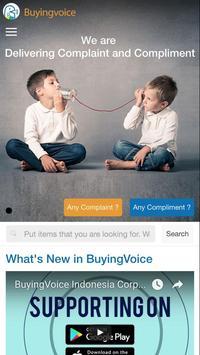 BuyingVoice poster