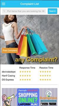 BuyingVoice apk screenshot