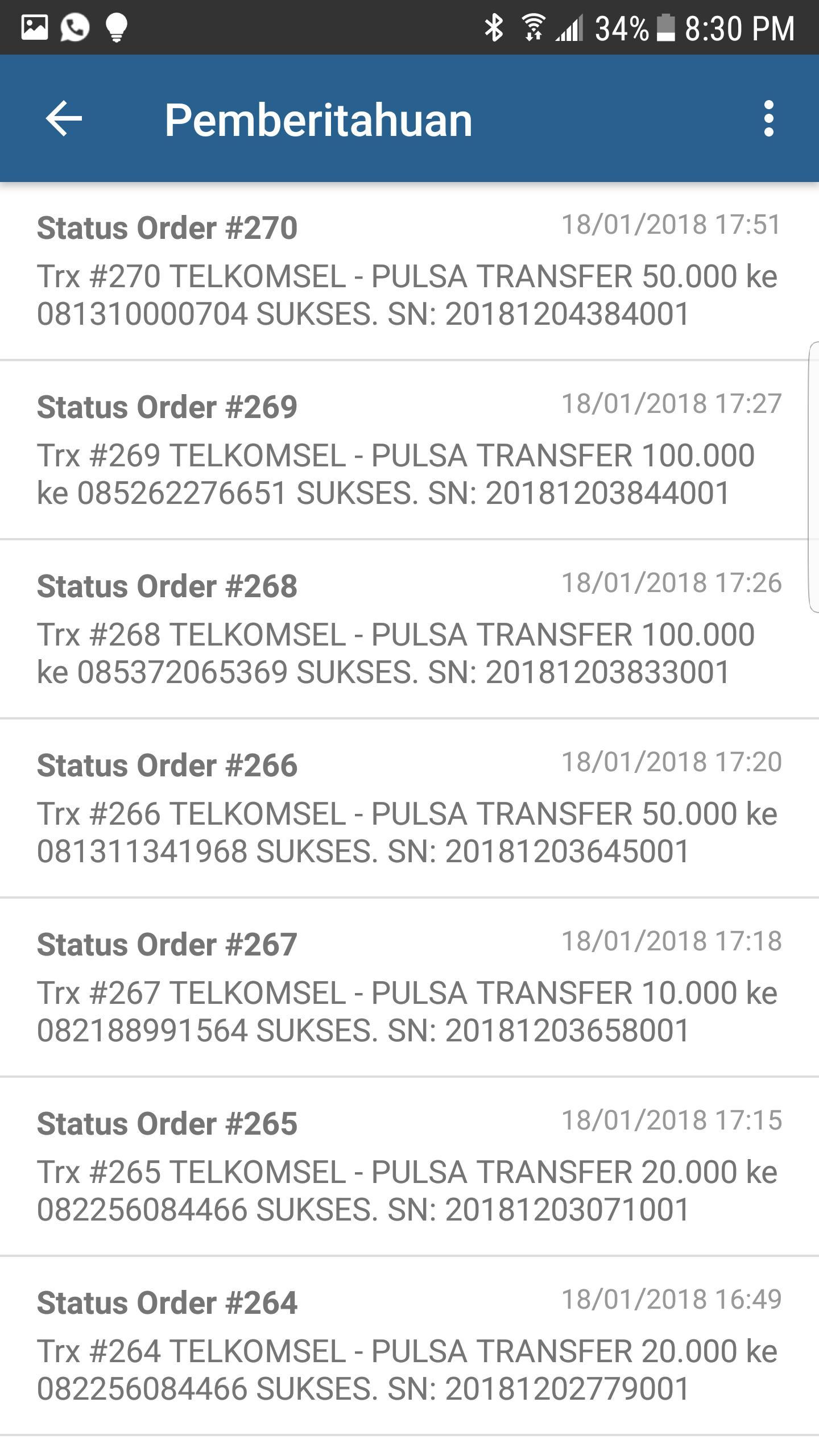 Buypulsa Isi Pulsa Paket Data For Android Apk Download