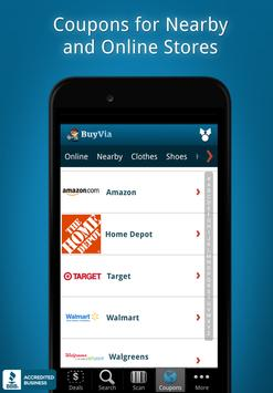 BuyVia - Best Shopping Deals apk screenshot
