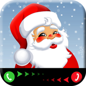 Santa Call Prank icon