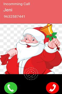 Santa Call Prank screenshot 2