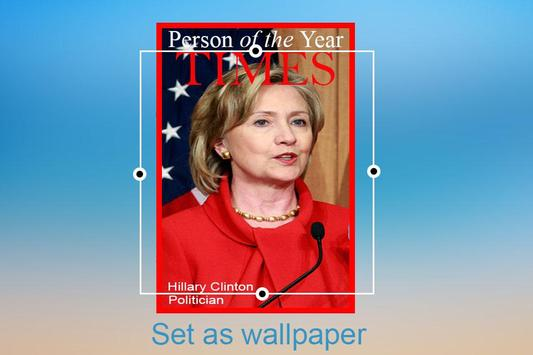 Person of the Year apk screenshot