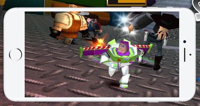 Toy Rescue Story - Buzz Lightyear apk screenshot