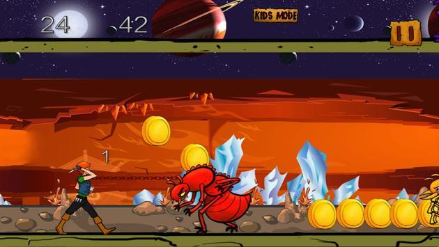 Thugs vs Bugs Temple Clans War apk screenshot